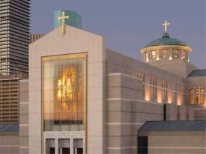 The Co-Cathedral of the Sacred Heart, Houston, Texas, USA